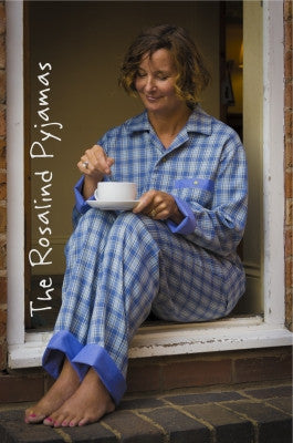 Sew Me Something Rosalind Pyjamas Pattern
