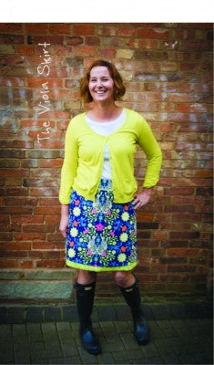 Sew Me Something Viola Skirt Pattern