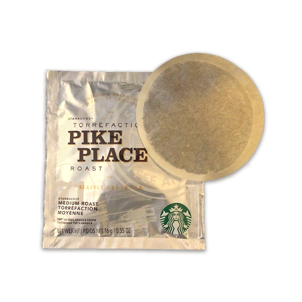 Starbucks Pike Place Coffee (12 Packs)