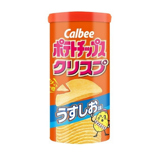 Calbee Salt Potato Chips