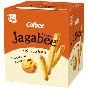Calbee - Jagabee Butter Soy Sauce Flavour