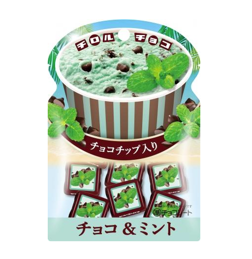 Mint Choc Chip Chocolate