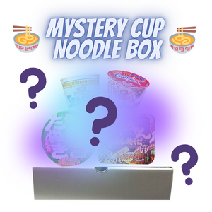 Mystery Box - Cup Noodles
