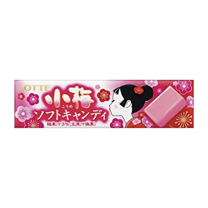 Lotte - Koume Soft Candy