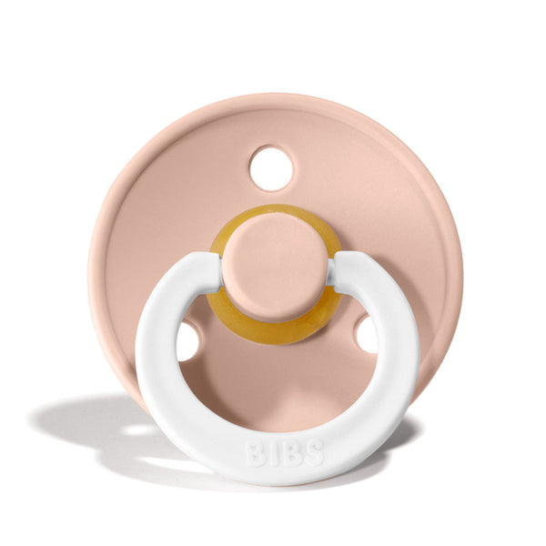 Blush Night Glo Bibs Pacifier