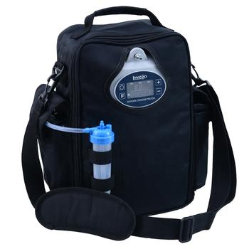 LoveGo Portable Oxygen Concentrator with 2 batteries!
