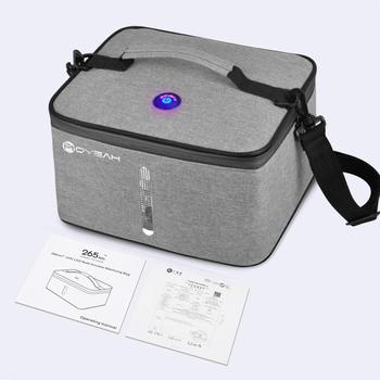 Ultraviolet Cleaning Sterilization Box  - FDA & European Approved to Kill Covid-19
