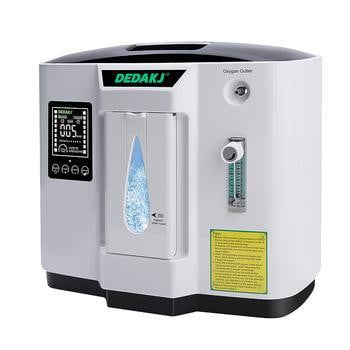 DEDAKJ Small Oxygen Concentrator With Remote Control
