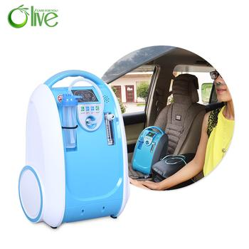 Olive Portable Oxygen Concentrator