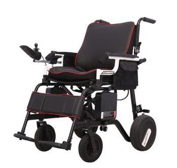 Comfort Lightweight Foldable Electric Powered Wheel Chair