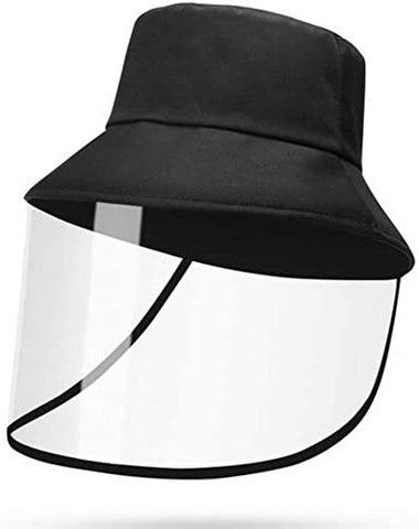 Adult Bucket Hat with Safety Face Shield (HATFS)