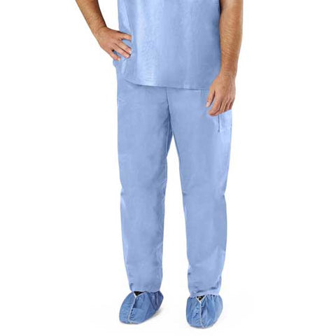 Disposable SMS Unisex Scrub Pants - 100pcs (DSPANT)