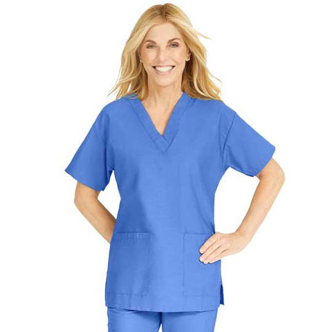 Disposable SMS Unisex Scrub Top - 100pcs (DSTOP)