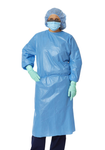 Isolation Gown - SMS with Polyethylene Coating 80pcs (IGSMP)