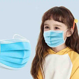 Youth 3-Ply Disposable Face Mask (PDSPM)