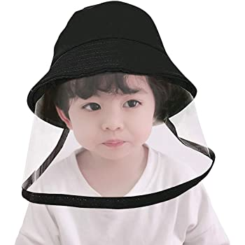 Youth Bucket Hat with Safety Face Shield (YHATFS)
