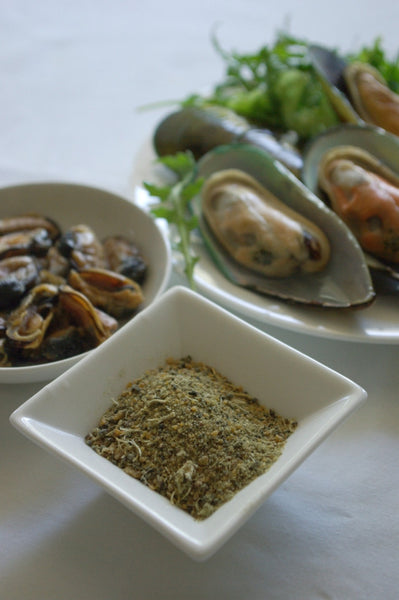Green Lipped Mussels Whole