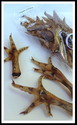 Chicken Feet: High 5's