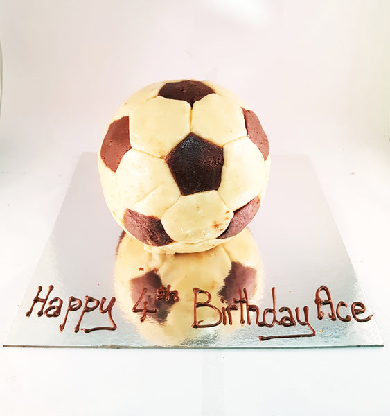 Custom Made  3D Organic Dog Birthday Cakes