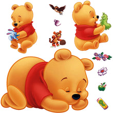 Load image into Gallery viewer, Winnie the Pooh, Bear Wall Decal