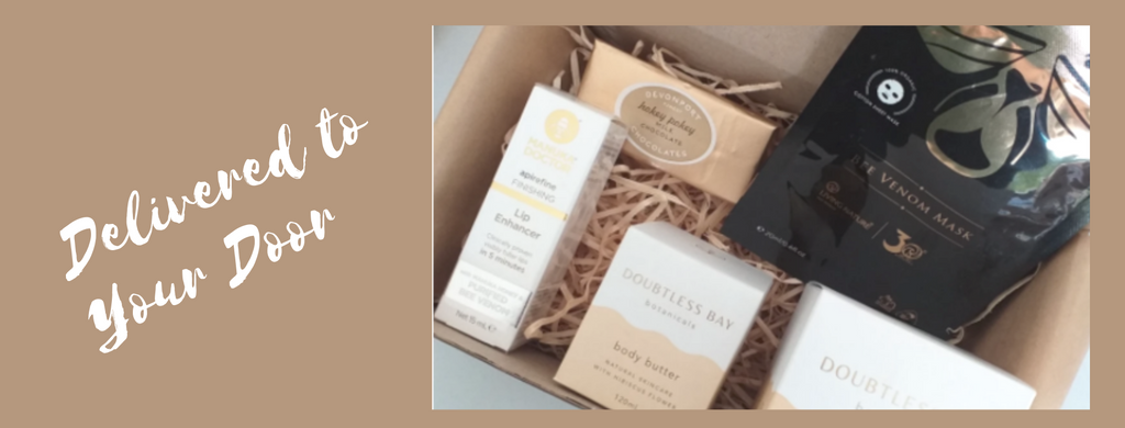 Serial Box gives you wellness delivered to your door!