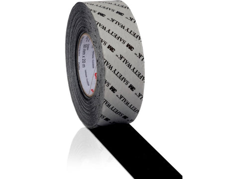 3M SAFETY WALK Conformable (Flexibel) – Schwarz Rolle à 18.3 Meter x 51 Millimeter