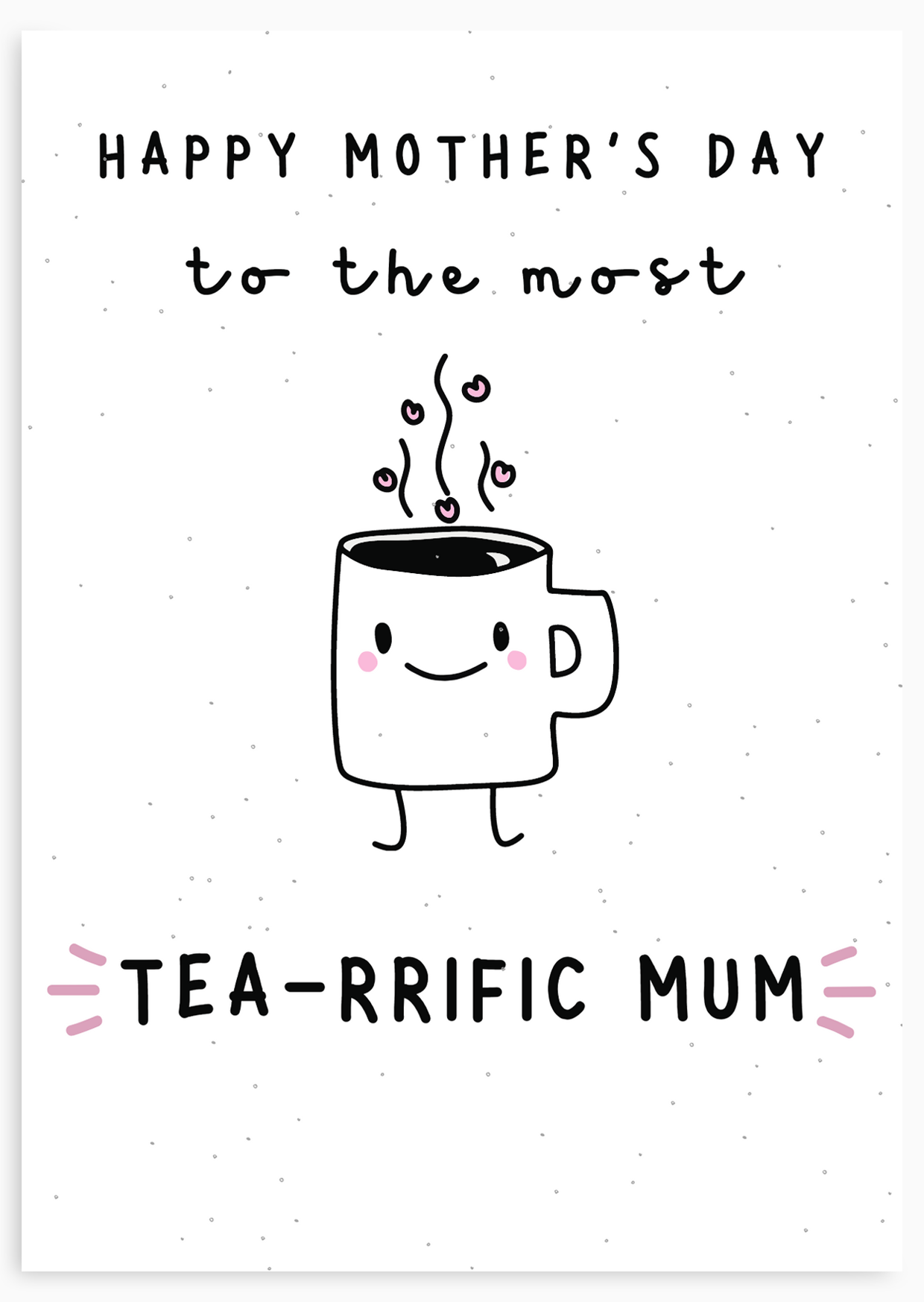 Tea-riffic Mother's Day