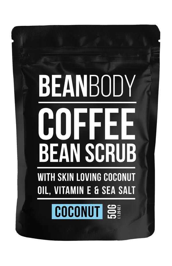 Coconut Coffee Scrub 50g