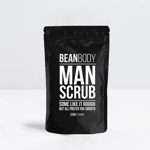 Man Coffee Scrub