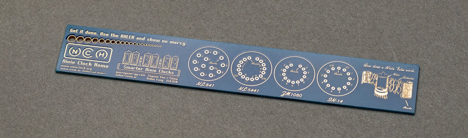 Free PCB ruler for our Amazon customers