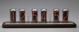 Omnixie® Plus WiFi Smart Nixie Tube Clock