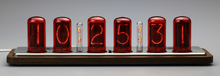 Load image into Gallery viewer, Omnixie® Plus WiFi Smart Nixie Tube Clock
