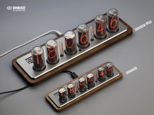 Load image into Gallery viewer, Omnixie® WiFi Smart Nixie Clock (Fully Assembled)