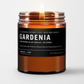 Naturally Calming Aroma Candle: Gardenia in Coconut Soy Wax