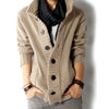 Men's Button Up Cardigan Sweater