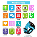 Kids Smart Watch with GPS Tracking