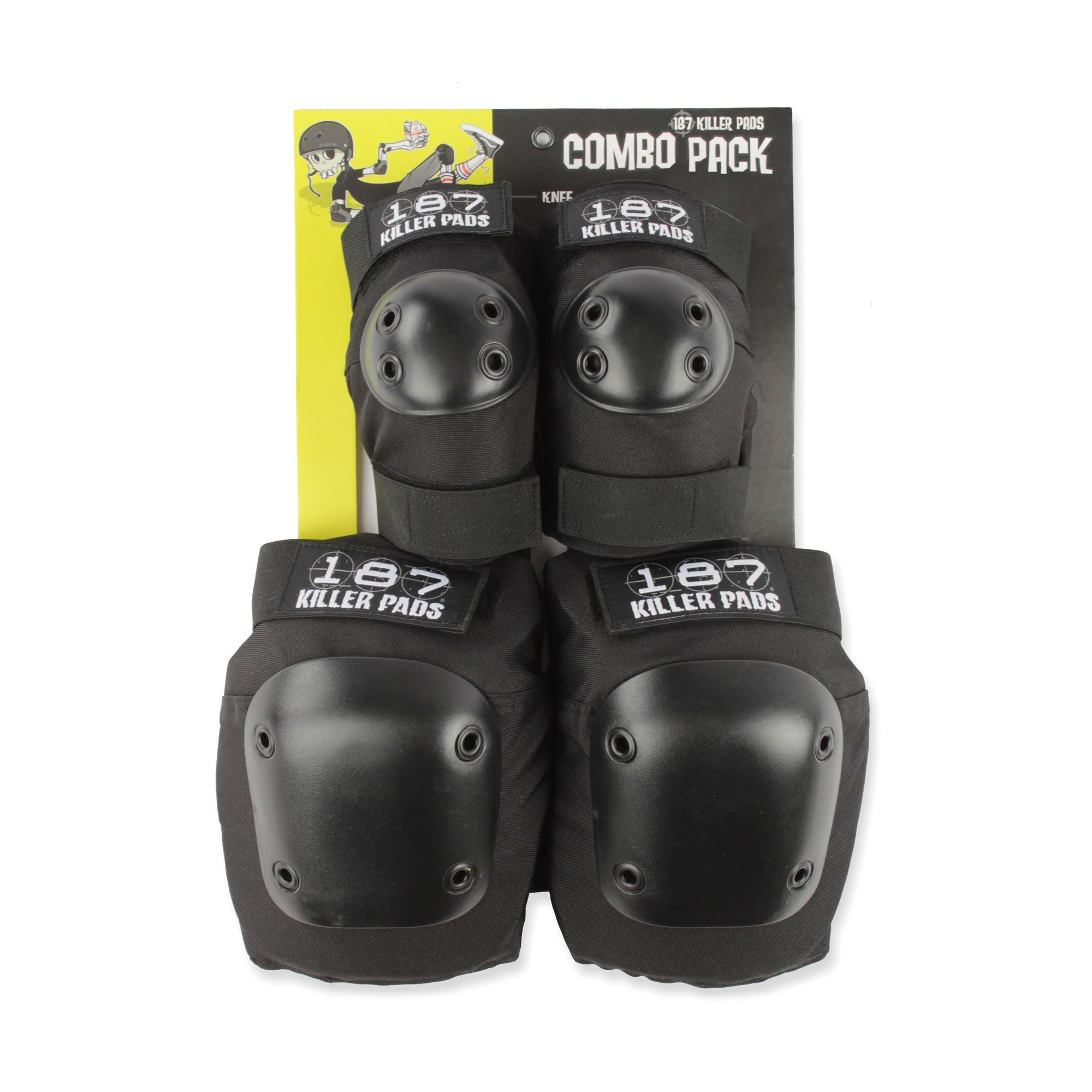 187 Killer Pads Combo Pack Product Photo #1