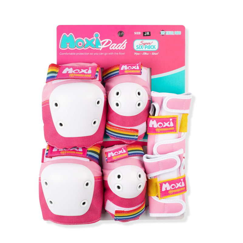 187 Killer Pads Junior Six Pack - Moxi Product Photo