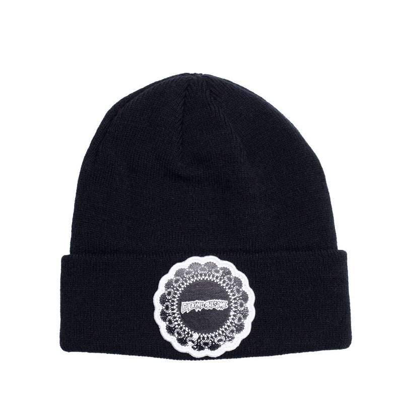 Fucking Awesome Doiley Beanie Product Photo