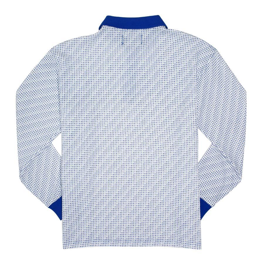Hockey All Over L/S Polo Product Photo #2