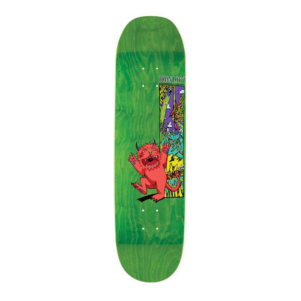 Welcome Lotti Wild Things Deck Product Photo #1