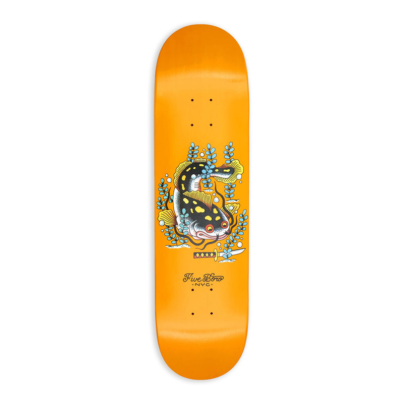 5 Boro Fish Series Catfish Deck Product Photo
