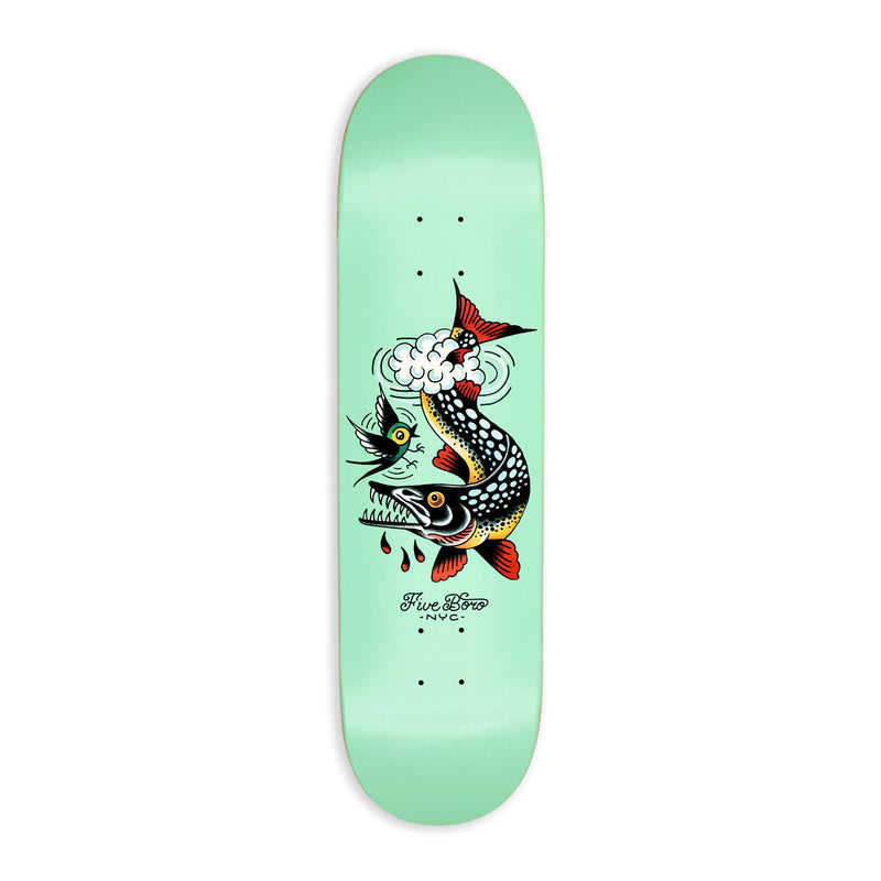 5 Boro Fish Series Pike Deck Product Photo