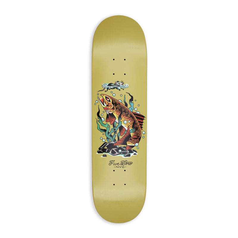 5 Boro Fish Series Trout Deck Product Photo
