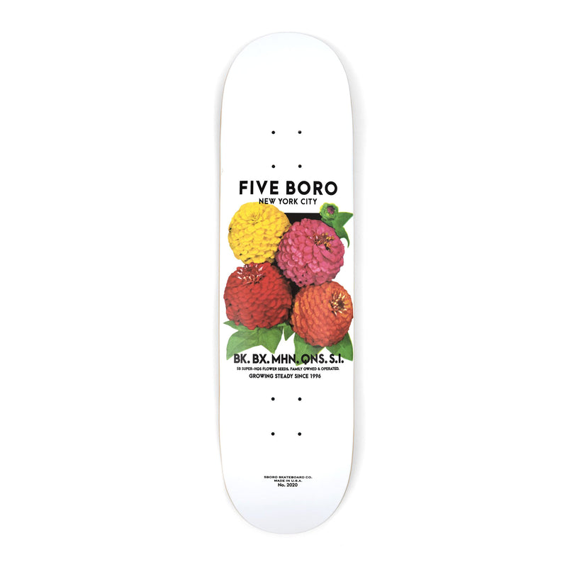 5 Boro Flower Seed Deck Product Photo