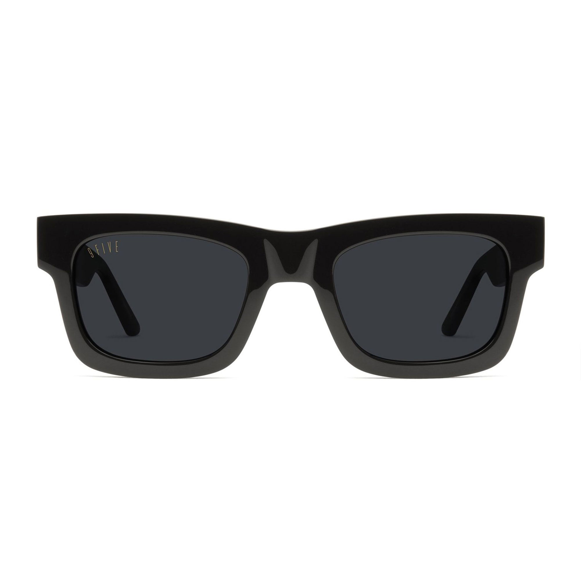 9FIVE Ayden Sunglasses - Black Product Photo #2