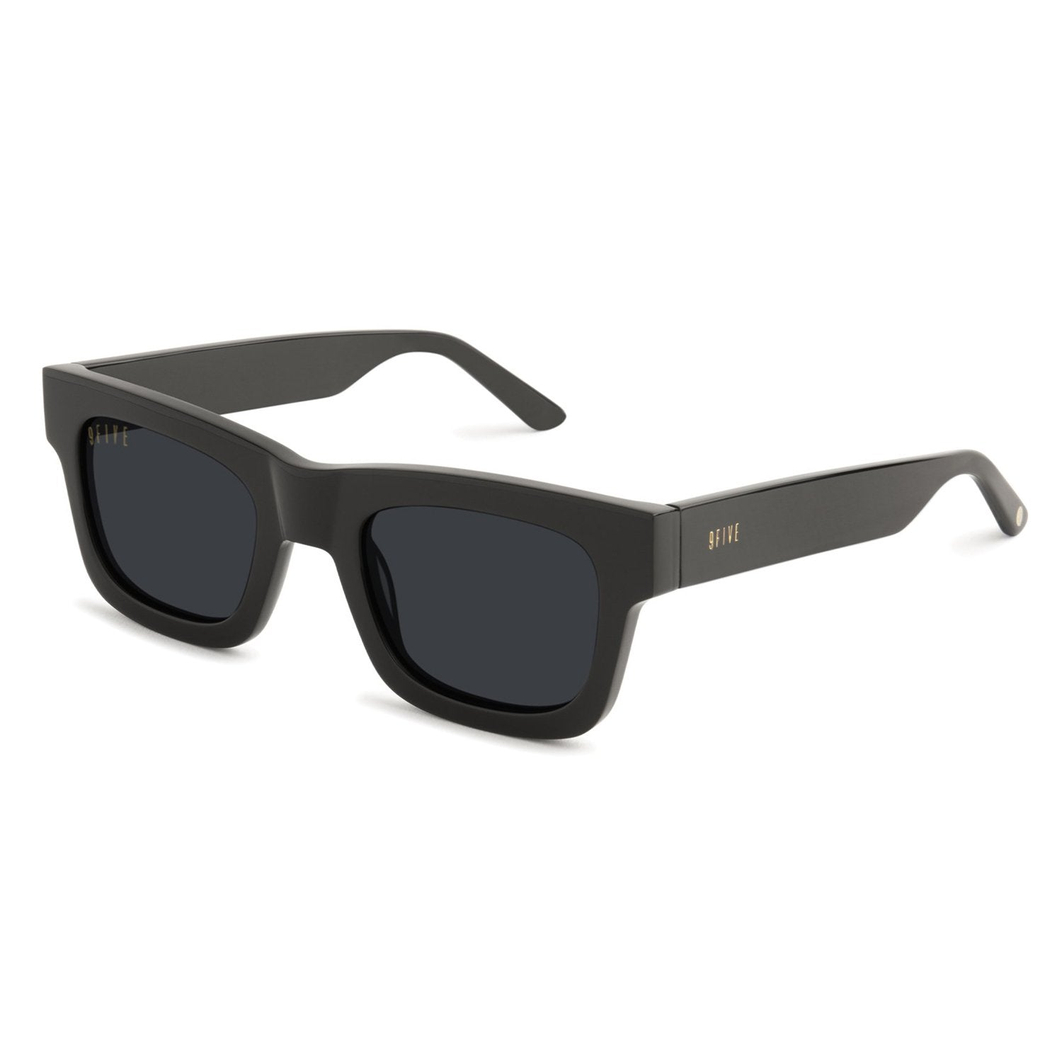 9FIVE Ayden Sunglasses - Black Product Photo #1