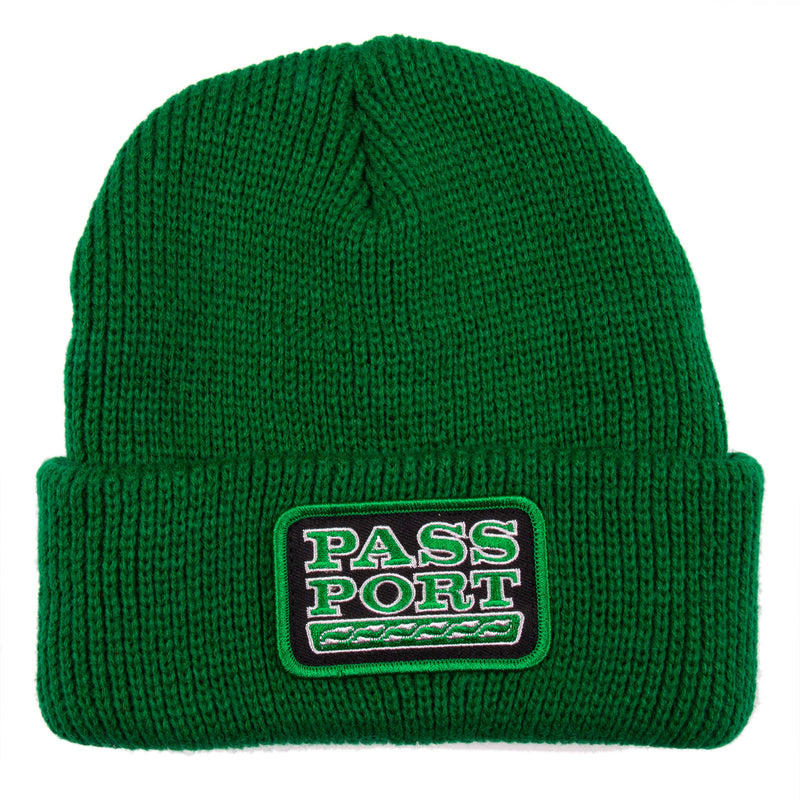 Passport Auto Patch Beanie Product Photo