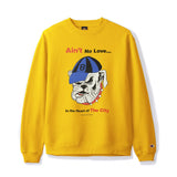 BUTTER GOODS AINT NO LOVE CREWNECK