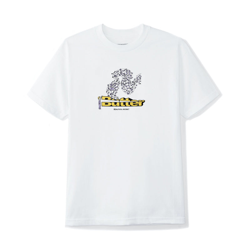 Butter Goods Beautiful Music Tee Product Photo